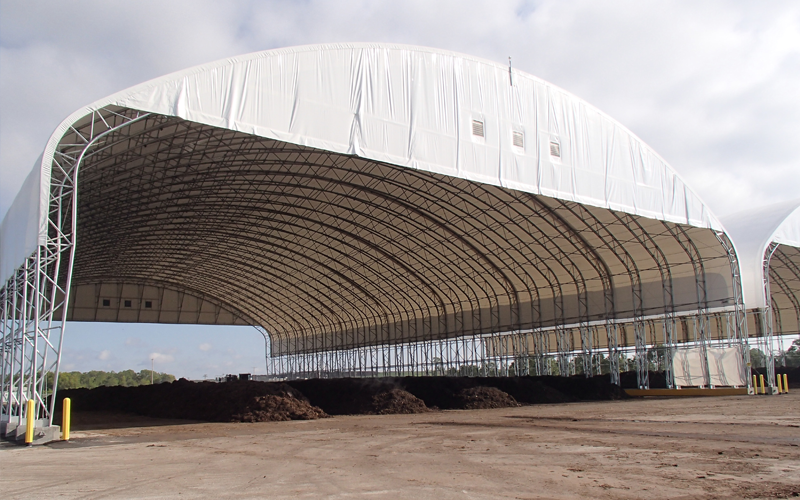 Synagro Bio-Compost Recycling Facility